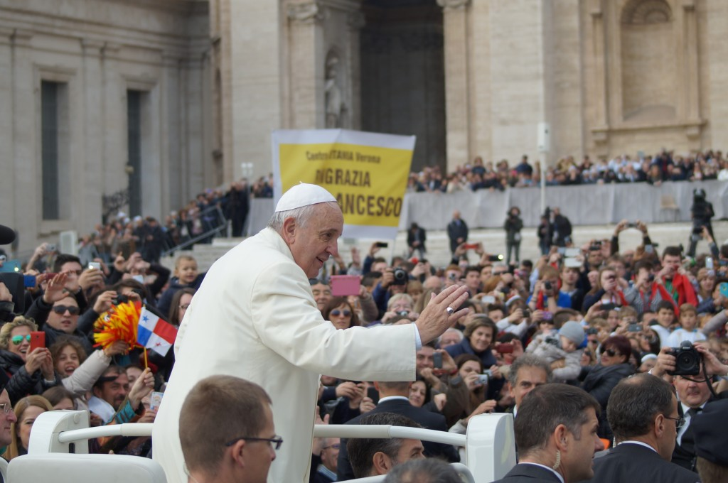 Did You Hear What Pope Francis Said?