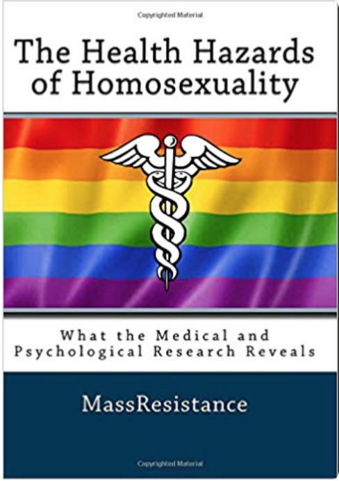 Health Hazards of Homosexuality – A Book