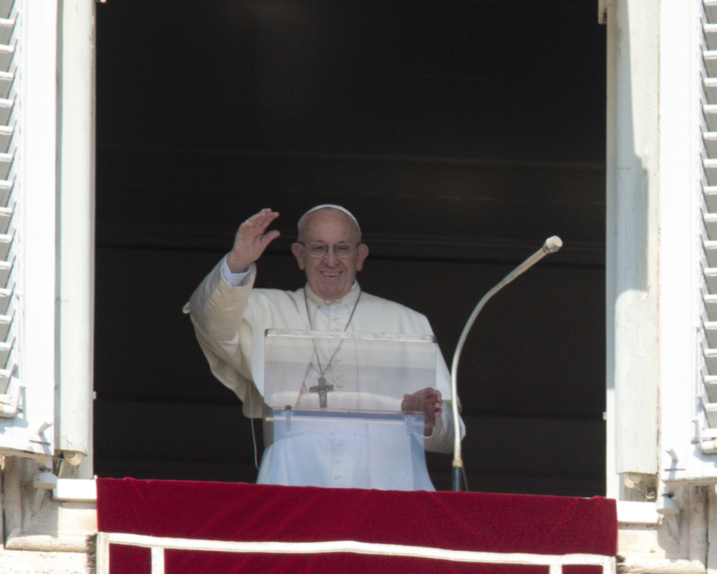 Pope Francis' Popularity Falls Sharply Among Saints In Heaven