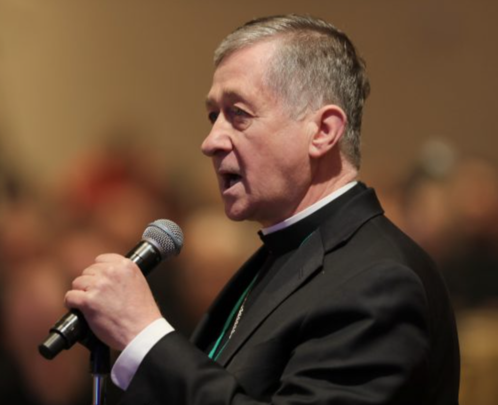 Cardinal Cupich and the Washington Criminal Code