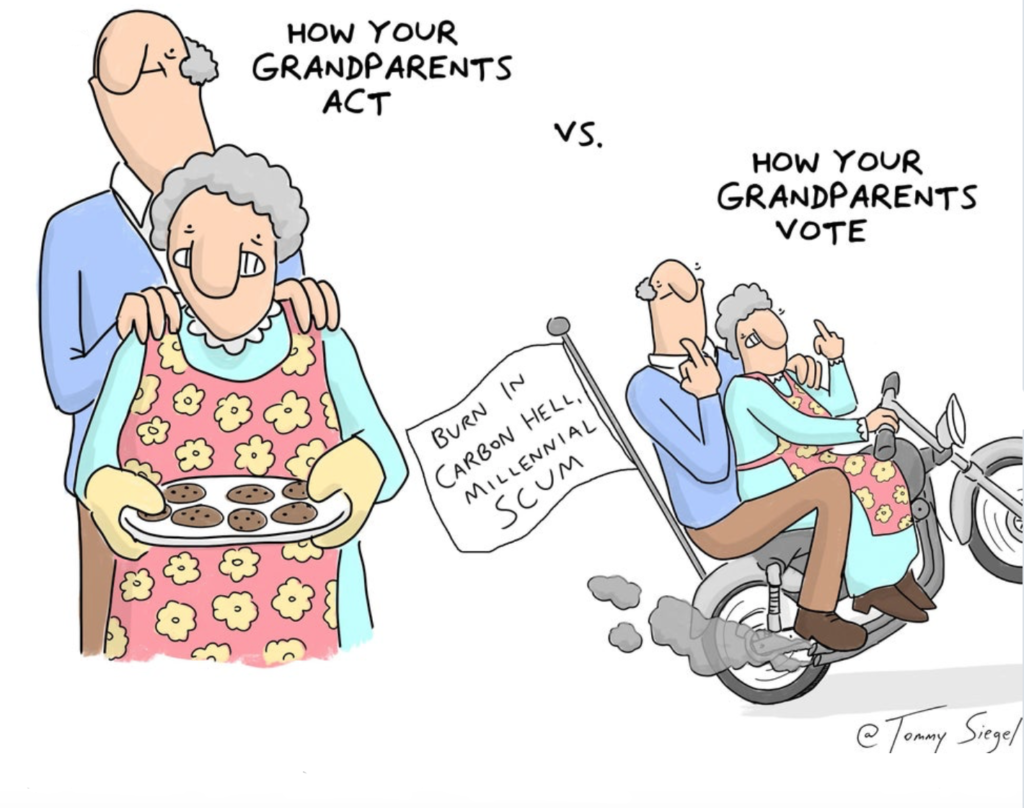 Grandparent Vote