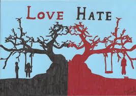 Love, Hate and You.